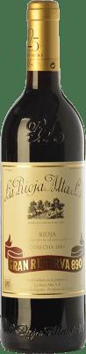149,95 € Envío gratis | Vino tinto Rioja Alta 890 Gran Reserva 2004 D.O.Ca. Rioja La Rioja España Tempranillo, Graciano, Mazuelo Botella 75 cl
