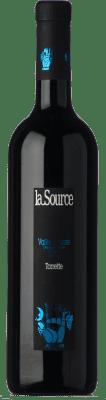 18,95 € Free Shipping | Red wine La Source Torrette D.O.C. Valle d'Aosta Valle d'Aosta Italy Fumin, Petit Rouge, Vien de Nus Bottle 75 cl