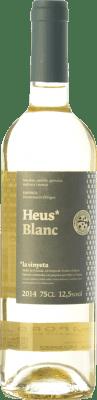 9,95 € Envoi gratuit | Vin blanc La Vinyeta Heus Blanc D.O. Empordà Catalogne Espagne Grenache Blanc, Muscat d'Alexandrie, Macabeo, Xarel·lo Bouteille 75 cl