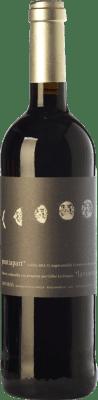 14,95 € Free Shipping | Red wine La Vinyeta Puntiapart Crianza D.O. Empordà Catalonia Spain Cabernet Sauvignon, Carignan Bottle 75 cl