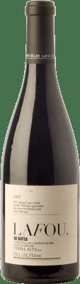 35,95 € Free Shipping | Red wine Lafou Batea Crianza D.O. Terra Alta Catalonia Spain Syrah, Grenache, Cabernet Sauvignon Bottle 75 cl