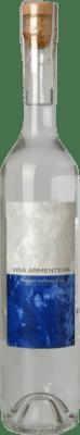 15,95 € Free Shipping | Marc Lagar de Cervera Viña Armenteira Blanco D.O. Orujo de Galicia Galicia Spain Half Bottle 50 cl