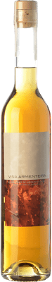 16,95 € Kostenloser Versand | Kräuterlikör Lagar de Cervera Viña Armenteira de Hierbas D.O. Orujo de Galicia Galizien Spanien Halbe Flasche 50 cl