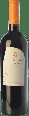 23,95 € Free Shipping | Red wine Lagar de Isilla Crianza D.O. Ribera del Duero Castilla y León Spain Tempranillo Bottle 75 cl