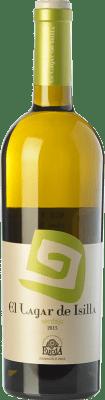 9,95 € Free Shipping | White wine Lagar de Isilla D.O. Rueda Castilla y León Spain Verdejo Bottle 75 cl