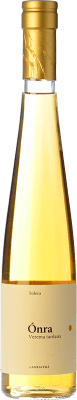 14,95 € Free Shipping | Sweet wine Lagravera Ónra Vi de Pedra Solera 2009 D.O. Costers del Segre Catalonia Spain Grenache White Half Bottle 37 cl | Thousands of wine lovers trust us to get the best price guarantee, free shipping always and hassle-free shopping and returns.