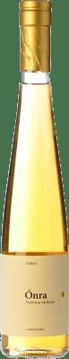 17,95 € Free Shipping | Sweet wine Lagravera Ónra Vi de Pedra Solera D.O. Costers del Segre Catalonia Spain Grenache White Half Bottle 37 cl