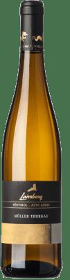 12,95 € Free Shipping | White wine Laimburg D.O.C. Alto Adige Trentino-Alto Adige Italy Müller-Thurgau Bottle 75 cl