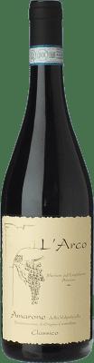 59,95 € Free Shipping | Red wine L'Arco Vini D.O.C.G. Amarone della Valpolicella Veneto Italy Corvina, Rondinella, Molinara Bottle 75 cl