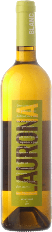 13,95 € Free Shipping | White wine Celler Laurona Blanc D.O. Montsant Catalonia Spain Grenache White Bottle 75 cl