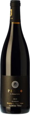 17,95 € Free Shipping | Red wine Lavia Plus Crianza 2010 D.O. Bullas Region of Murcia Spain Monastrell Bottle 75 cl
