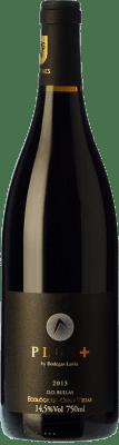 16,95 € Envío gratis | Vino tinto Lavia Plus Crianza D.O. Bullas Región de Murcia España Monastrell Botella 75 cl