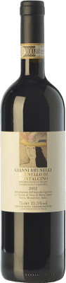 69,95 € Free Shipping | Red wine Le Chiuse di Sotto D.O.C.G. Brunello di Montalcino Tuscany Italy Sangiovese Bottle 75 cl