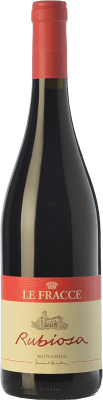 16,95 € Free Shipping | Red wine Le Fracce Rubiosa D.O.C. Oltrepò Pavese Lombardia Italy Croatina Bottle 75 cl