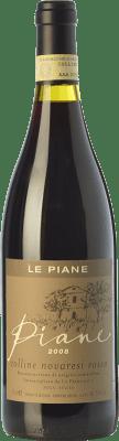 46,95 € Free Shipping | Red wine Le Piane Rosso Piane 2008 D.O.C. Colline Novaresi Piemonte Italy Nebbiolo, Croatina, Vespolina Bottle 75 cl