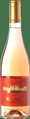 15,95 € Free Shipping | Rosé wine Le Pupille RosaMati I.G.T. Toscana Tuscany Italy Syrah Bottle 75 cl