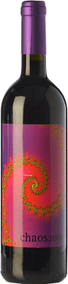 29,95 € Free Shipping | Red wine Le Terrazze Chaos I.G.T. Marche Marche Italy Merlot, Syrah, Montepulciano Bottle 75 cl