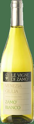 11,95 € Free Shipping   White wine Zamò Bianco I.G.T. Friuli-Venezia Giulia Friuli-Venezia Giulia Italy Riesling, Pinot Grey, Sauvignon, Ribolla Gialla, Friulano Bottle 75 cl
