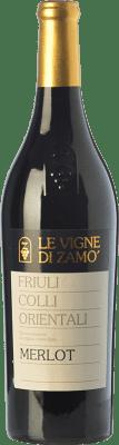 16,95 € Free Shipping   Red wine Zamò D.O.C. Colli Orientali del Friuli Friuli-Venezia Giulia Italy Merlot Bottle 75 cl