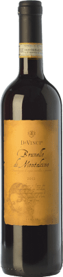 32,95 € Free Shipping   Red wine Leonardo da Vinci Da Vinci D.O.C.G. Brunello di Montalcino Tuscany Italy Sangiovese Bottle 75 cl
