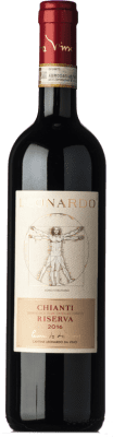 12,95 € Free Shipping   Red wine Leonardo da Vinci Leonardo Riserva Reserva D.O.C.G. Chianti Tuscany Italy Merlot, Sangiovese Bottle 75 cl