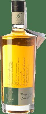 46,95 € Free Shipping | Cognac Léopold Gourmel Premières Saveurs 6 Carats A.O.C. Cognac France Bottle 70 cl