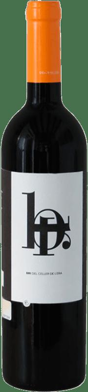 12,95 € Free Shipping | Red wine L'Era Bri Crianza D.O. Montsant Catalonia Spain Grenache, Cabernet Sauvignon, Carignan Bottle 75 cl