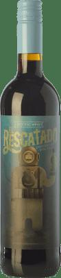 11,95 € Free Shipping | Red wine Leyenda del Páramo El Rescatado Joven D.O. Tierra de León Castilla y León Spain Prieto Picudo Bottle 75 cl