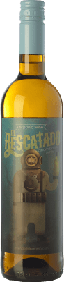 9,95 € Envoi gratuit | Vin blanc Leyenda del Páramo El Rescatado D.O. Tierra de León Castille et Leon Espagne Albarín Bouteille 75 cl