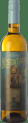9,95 € Free Shipping | White wine Leyenda del Páramo El Rescatado D.O. Tierra de León Castilla y León Spain Albarín Bottle 75 cl