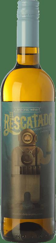 8,95 € Envío gratis | Vino blanco Leyenda del Páramo El Rescatado D.O. León Castilla y León España Albarín Botella 75 cl