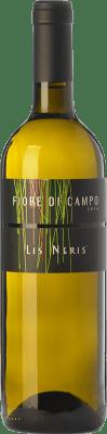 16,95 € Free Shipping | White wine Lis Neris Fiore di Campo I.G.T. Friuli-Venezia Giulia Friuli-Venezia Giulia Italy Sauvignon White, Riesling, Tocai Friulano Bottle 75 cl