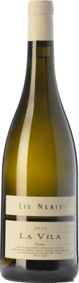 18,95 € Free Shipping | White wine Lis Neris La Vila D.O.C. Friuli Isonzo Friuli-Venezia Giulia Italy Tocai Friulano Bottle 75 cl