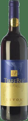 22,95 € Free Shipping | Red wine Livon Tiare Blù I.G.T. Delle Venezie Friuli-Venezia Giulia Italy Merlot, Cabernet Sauvignon Bottle 75 cl