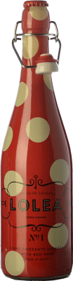 8,95 € Free Shipping | Sangaree Lolea Nº 1 Tinto Spain Bottle 75 cl
