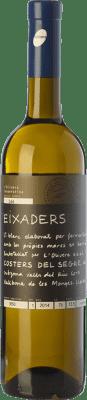 17,95 € Free Shipping | White wine L'Olivera Eixaders Crianza D.O. Costers del Segre Catalonia Spain Chardonnay Bottle 75 cl