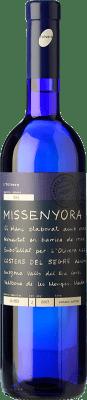 13,95 € Free Shipping | White wine L'Olivera Missenyora Crianza D.O. Costers del Segre Catalonia Spain Macabeo Bottle 75 cl