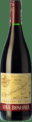 29,95 € Envoi gratuit | Vin rouge López de Heredia Viña Bosconia Reserva 2005 D.O.Ca. Rioja La Rioja Espagne Tempranillo, Grenache, Graciano, Mazuelo Bouteille 75 cl