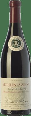 22,95 € Бесплатная доставка | Красное вино Louis Latour Les Michelons Joven A.O.C. Moulin à Vent Beaujolais Франция Gamay бутылка 75 cl