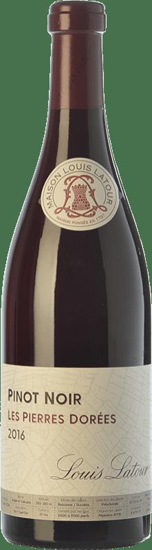 22,95 € Envío gratis   Vino tinto Louis Latour Les Pierres Dorées Joven A.O.C. Côtes de Bourg Burdeos Francia Pinot Negro Botella 75 cl