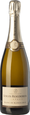 81,95 € Free Shipping   White sparkling Louis Roederer Blanc de Blancs Gran Reserva 2010 A.O.C. Champagne Champagne France Chardonnay Bottle 75 cl.   Thousands of wine lovers trust us to get the best price guarantee, free shipping always and hassle-free shopping and returns.