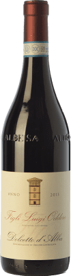 18,95 € Free Shipping | Red wine Luigi Oddero D.O.C.G. Dolcetto d'Alba Piemonte Italy Dolcetto Bottle 75 cl