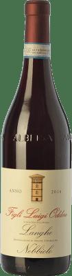 27,95 € Free Shipping | Red wine Luigi Oddero D.O.C. Langhe Piemonte Italy Nebbiolo Bottle 75 cl