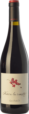 16,95 € Envoi gratuit | Vin rouge Luna Beberide Finca La Cuesta Crianza D.O. Bierzo Castille et Leon Espagne Mencía Bouteille 75 cl