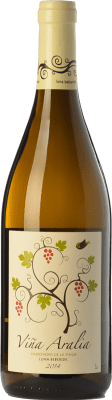 8,95 € Envoi gratuit | Vin blanc Luna Beberide Viña Aralia Joven I.G.P. Vino de la Tierra de Castilla y León Castille et Leon Espagne Chardonnay, Sauvignon Blanc, Gewürztraminer Bouteille 75 cl