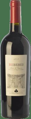 9,95 € Envío gratis   Vino tinto Lungarotti Rosso Rubesco D.O.C. Torgiano Umbria Italia Sangiovese, Colorino Botella 75 cl