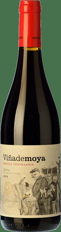 8,95 € Free Shipping | Red wine Luzdivina Amigo Viña De Moya Roble D.O. Bierzo Castilla y León Spain Mencía Bottle 75 cl