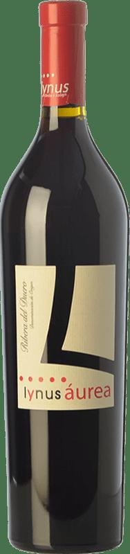 29,95 € Envío gratis | Vino tinto Lynus Aurea Reserva D.O. Ribera del Duero Castilla y León España Tempranillo Botella 75 cl