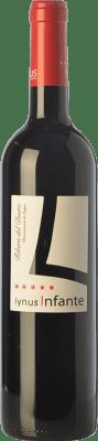 8,95 € Kostenloser Versand   Rotwein Lynus Infante Joven D.O. Ribera del Duero Kastilien und León Spanien Tempranillo Flasche 75 cl