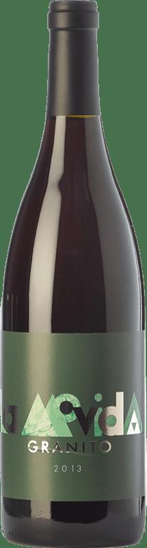 17,95 € Envoi gratuit | Vin rouge Maldivinas La Movida Granito Joven I.G.P. Vino de la Tierra de Castilla y León Castille et Leon Espagne Grenache Bouteille 75 cl